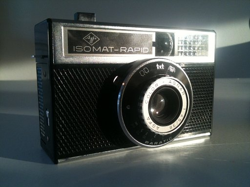 Agfa Isomat-Rapid - Review