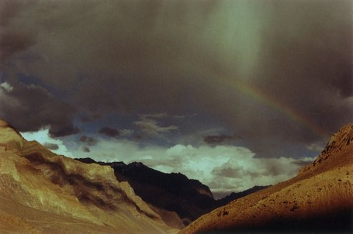 Around the World in Analogue: Ladakh, India