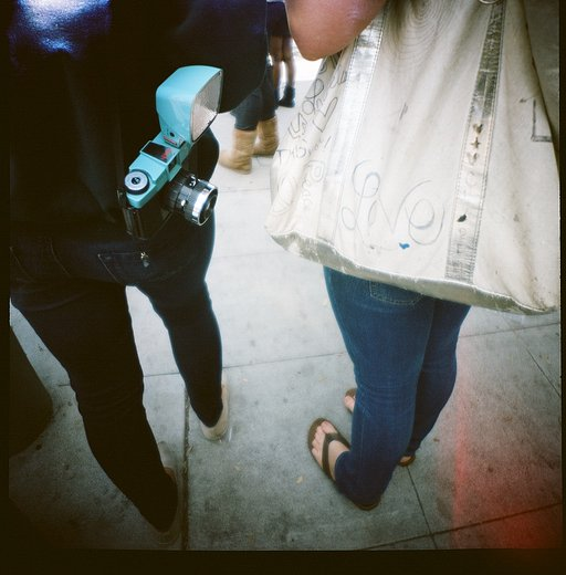 Diana Dialogues this May at the Lomography Gallery Store LA!