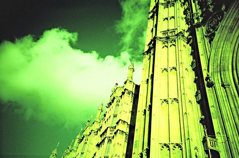 The Palace of Westminster, Houses of Parliament, London