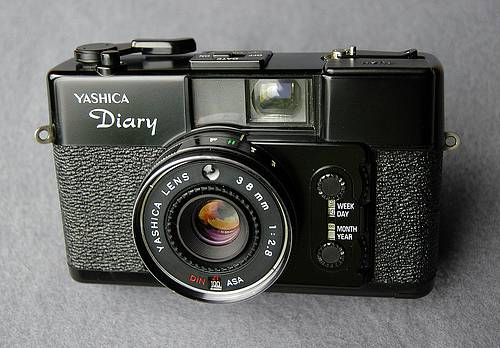 The Forgotten Yashica Diary