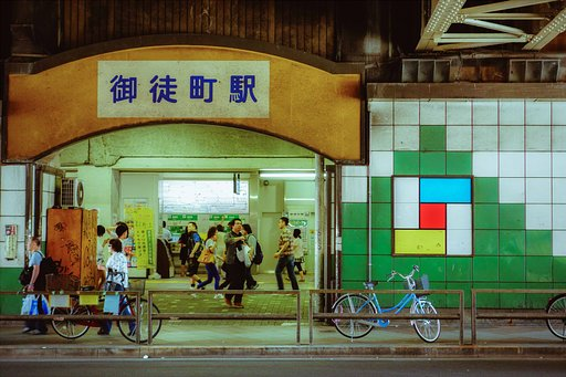 A Talk with Photographer Enig Hui on a City's Consciousness Through the Subway