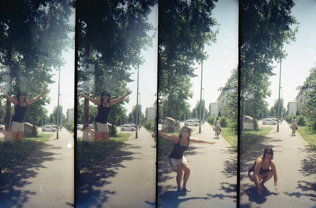 Review: Supersampler - A Camera That Makes People Jump