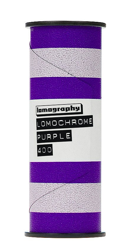Get the LomoChrome Purple in 120 Format While You Can