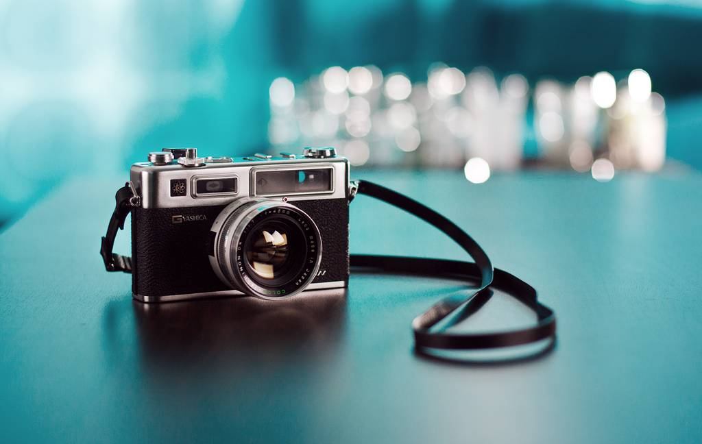 Camera Guide for Beginners — Shooting with 35mm Part 2