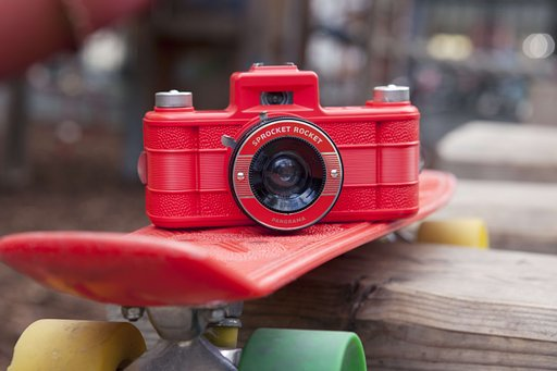 Sprocket Rocket Red 2.0
