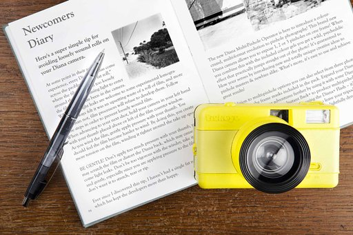Lomography Beginner's Guide: Newcomers' Dictionary
