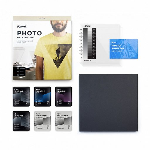 Print Your Own Designs with Lumi Photo Printing Kit