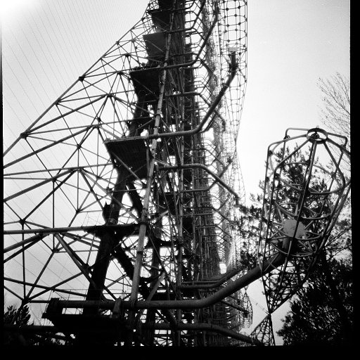 David Scard: Capturing Pripyat, Chernobyl with the Diana F+