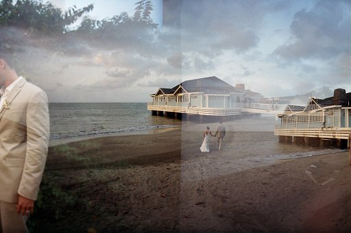 Fresh From The Lab: LC-Wide Island Wedding