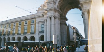 Around the World in Analogue: Looking at Lisbon with La Sardina