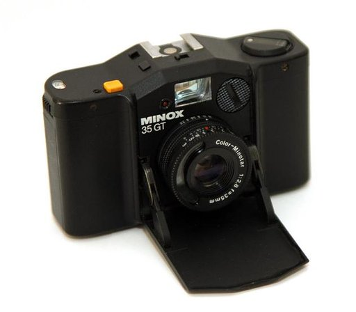 Minox 35 GT: A Must-Have Camera for its Time