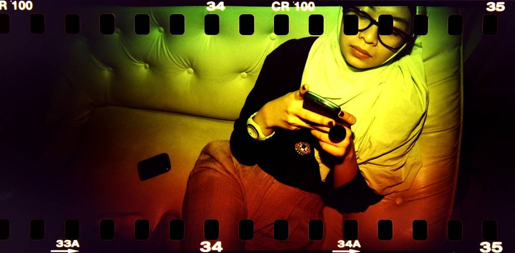 A Colorful World with Lomography X-Pro Chrome 100