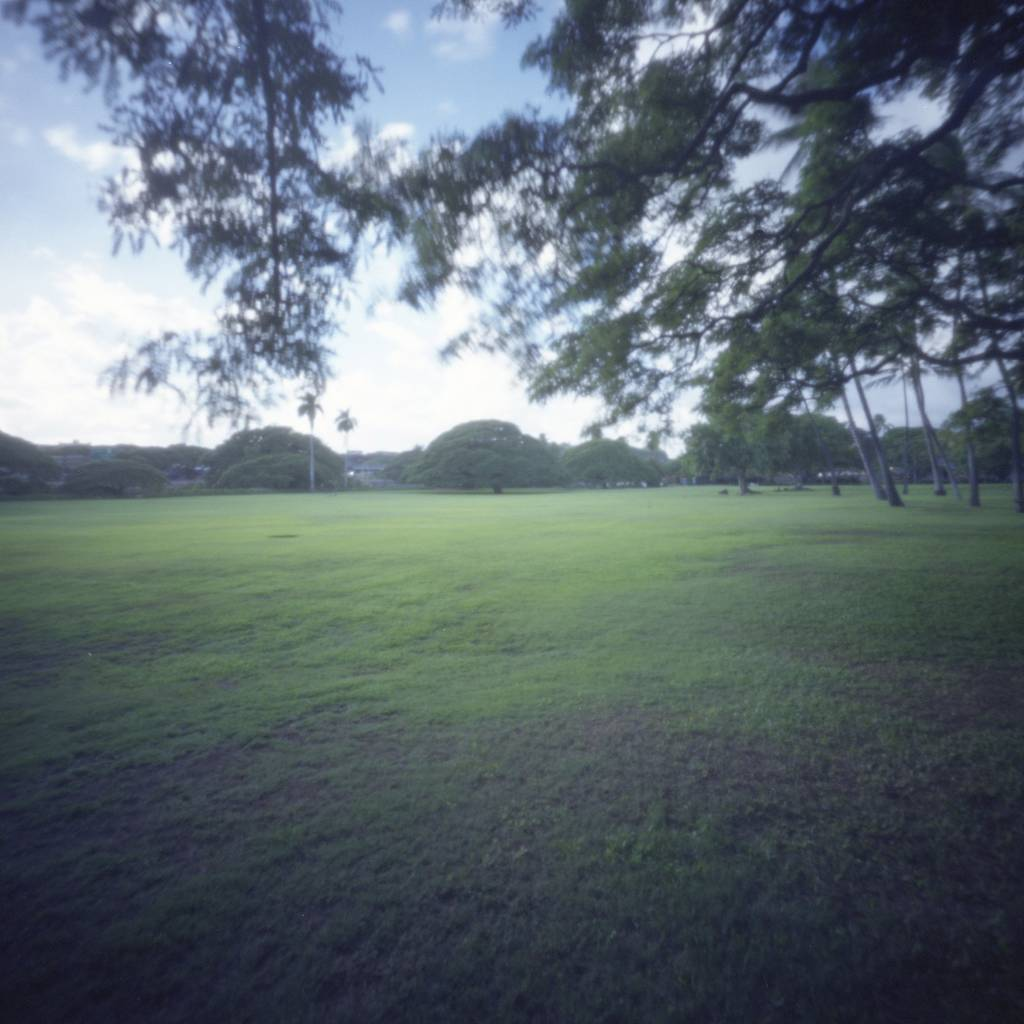 Moanalua Gardens: A Nice Place to Play