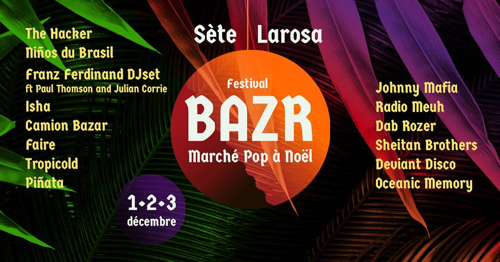 Compétition Photo : Festival BAZR 2017 x Lomography