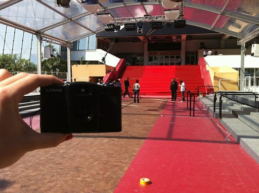 Live from the Cannes Film Festival !