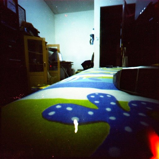 Diana+ Pinhole-Multi Operator : The First Roll