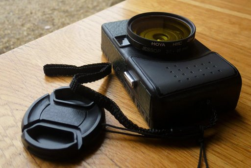 Gear Envy - Modified Vivitar UWS by Charles Higham