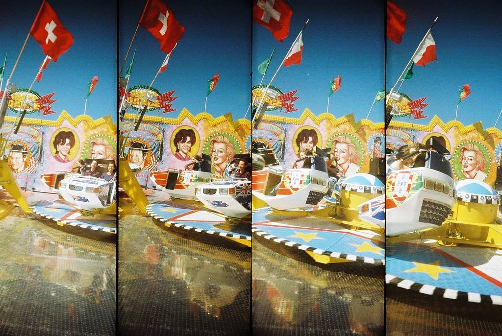 A Guide To Taking Cool Carnival Snapshots With Multi-Lens Cameras