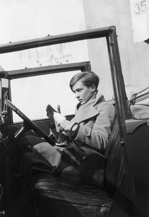 The Lasting Legacy of Annemarie Schwarzenbach