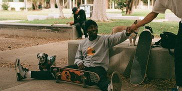 Stories on Film: Zairre Wright's Analogue Chronicles of Local Skaters