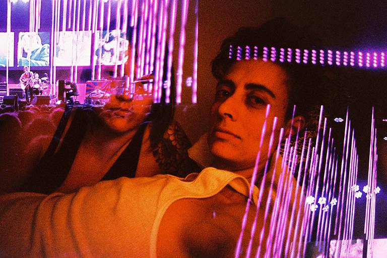Natalie Zwilinger shoots with the Lomo LC-A+