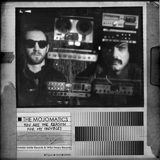 The Mojomatics: The Future is Analogue come Stile di Vita