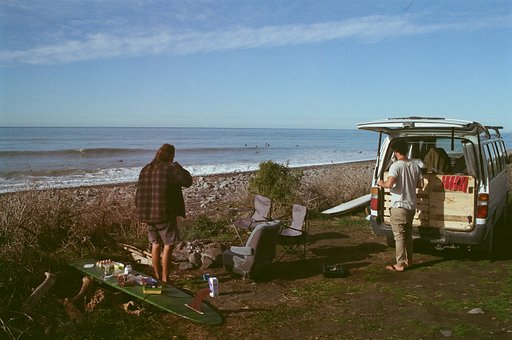 Around the World in Analogue: Atemberaubendes New Zealand