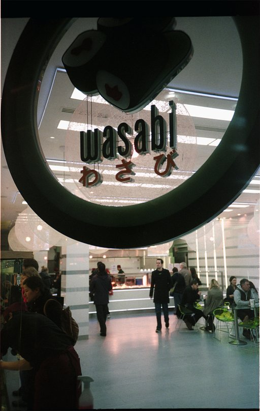 Wasabi: A Little Bit of Japan in London