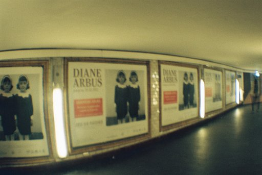 Diane Arbus, till the 5th of february 2012 alas !