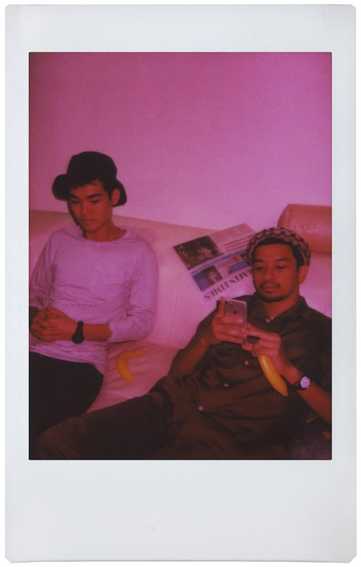 Lomo'Instant First Times: Singaporean Indie Band Specific Islander