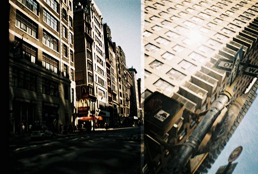 The Diana Mini Encounter at Lomography NYC