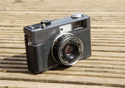 Gear Envy - Project Deco Olympus 35RC by Steve Lloyd