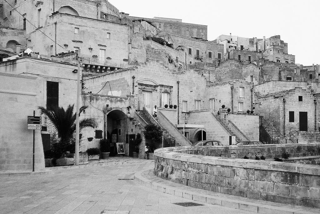 A Salute to the Masters: Matera in Black and White (A Tribute to Pepi Merisio)
