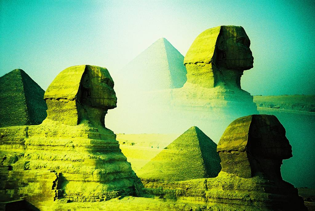 Lomowall Egypte