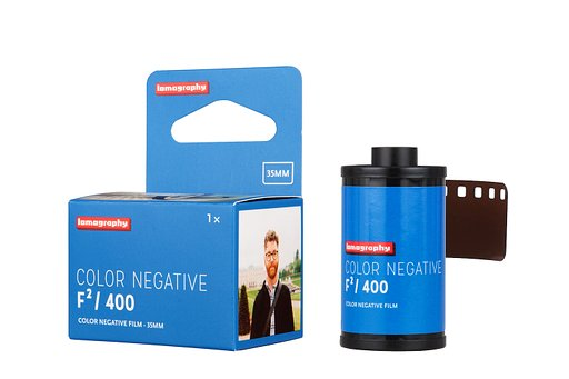 Say Hello to the F²/400 Color Negative Film