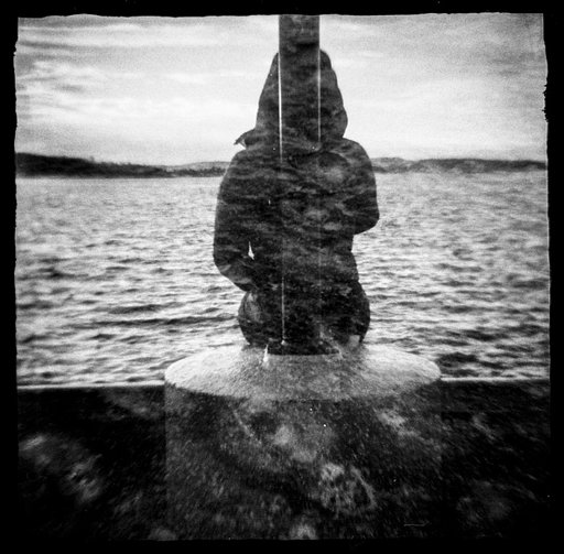 Ethereal Visions of Andrea Taurisano with the Diana Pinhole