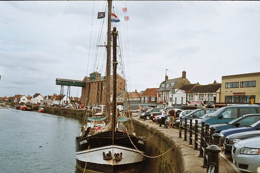 Out to Sea: Wells Harbour