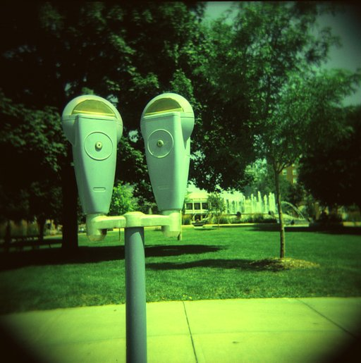 Bayliss Park, Council Bluffs, Iowa - Summer Road Trip 2009 - Lomostop #8