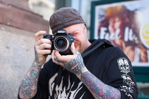 First Impressions with the Neptune Convertible Art Lens System: Kevin RC Wilson