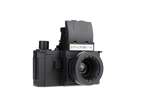 Build your own analog SLR Camera!