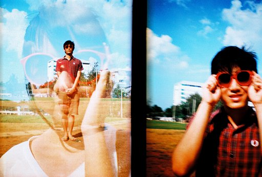 Lomo Thailand People: sobetion