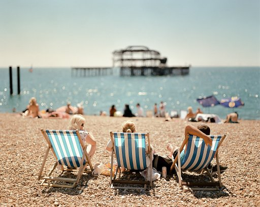 Life's a Beach – An Interview with Brighton-Based Photographer Oliver Curson