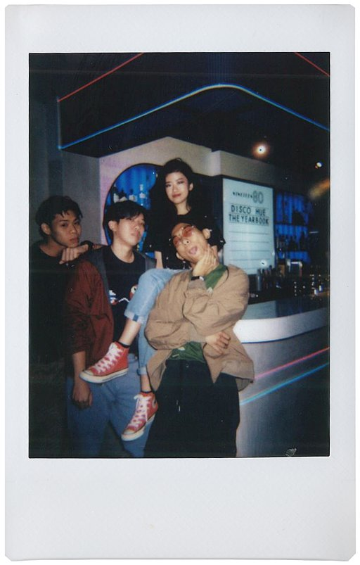 Gigs and Memories: The Lomo'Instant Automat and Singapore's Disco Hue