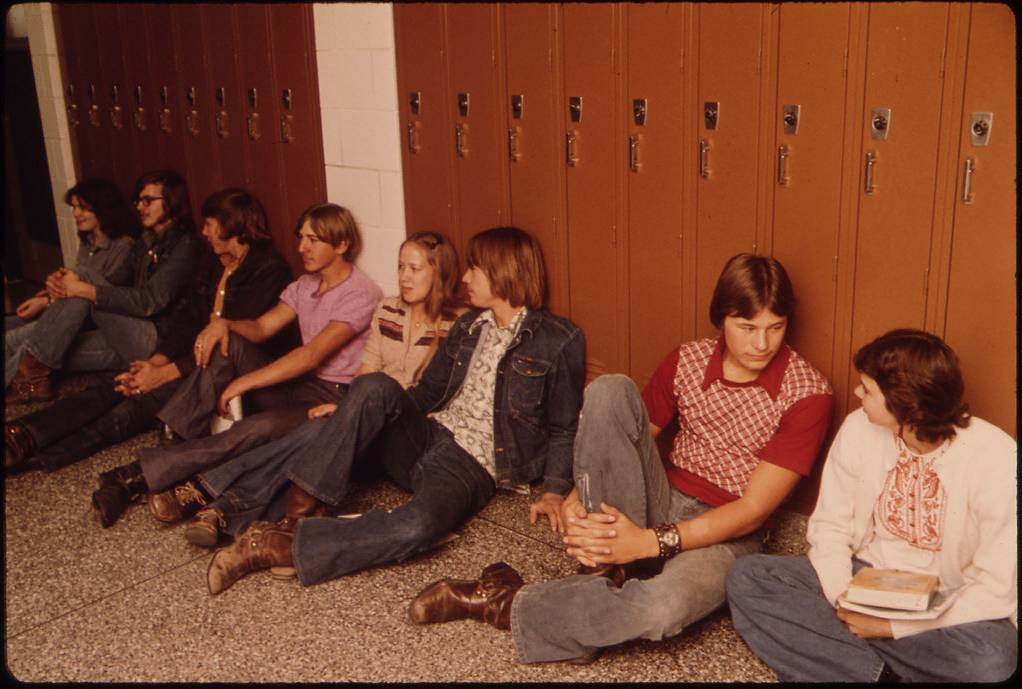 Coming of Age: Vintage Photographs of Teens