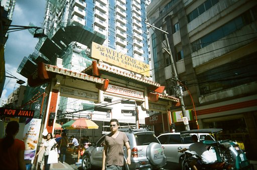 A Trip to Manila's Own Version of Chinatown