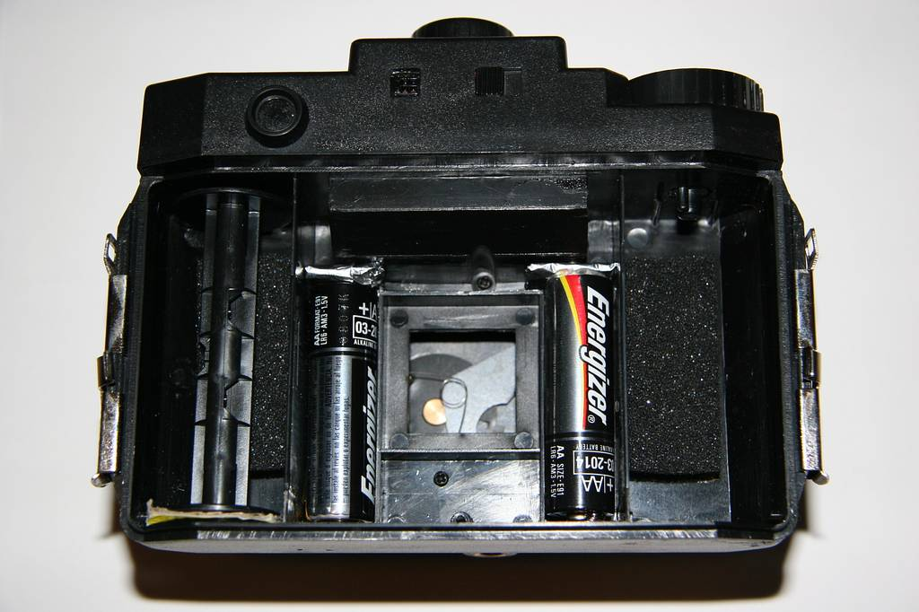 Holga CFN - How I Hate to Love You.....Your Flash That Is!