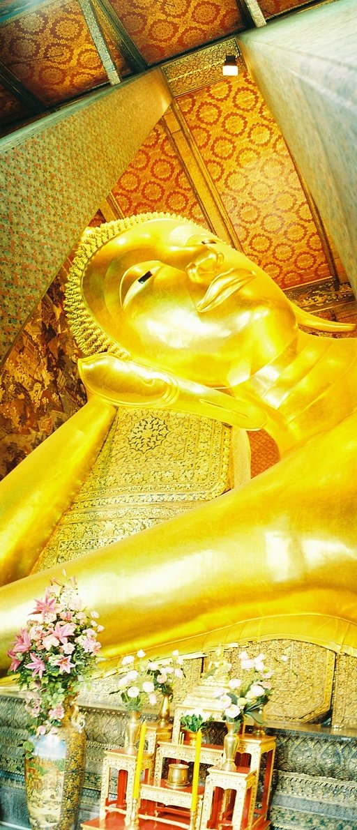 Wat Pho (Temple of the Reclining Buddha)