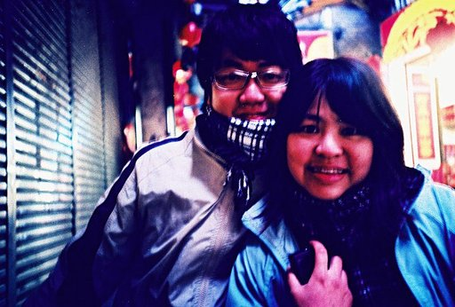 LomoPeople Malaysia: My Auntie and Uncle