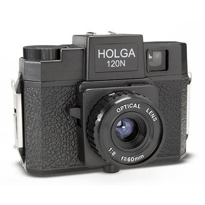 Taking the Brave First Steps into 120 with the Holga 120N
